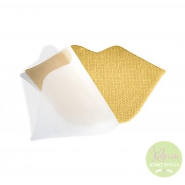 Aesthetic World Hydrogel Gold Lip Mask, 2 tk