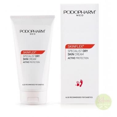 PODOPHARM SKINFLEX® SPECIALIST DRY SKIN CREAM, 150 ml