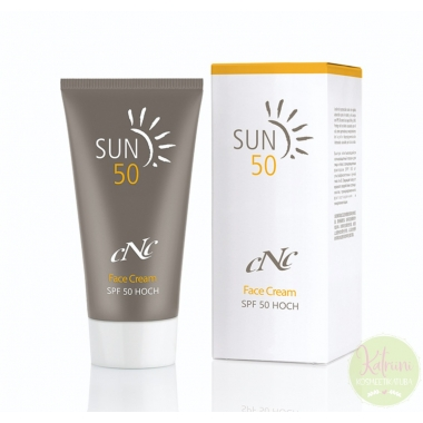 SUN Face Cream SPF 50, 50 ml