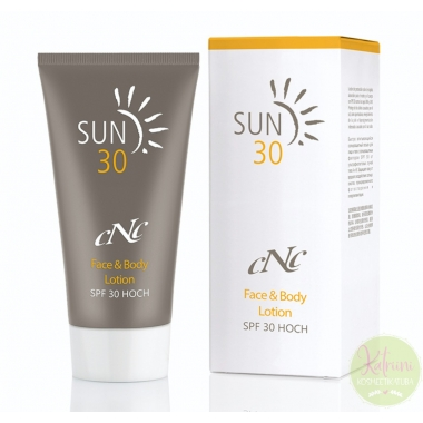 Sun Face & Body Lotion SPF 30, 150 ml