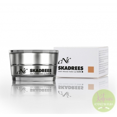 Skadrees Matt mousse dark, 15ml